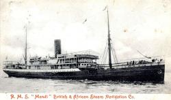 SS Mendi- source John Gribble collection