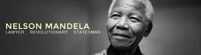 Nelson Rolihlahla Mandela South African History Online