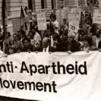 Anti Apartheid Movement - Britain