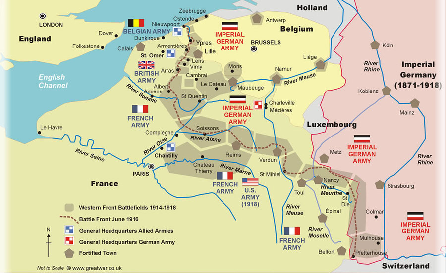 The western front south african history online gumiabroncs Image collections