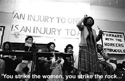 Women freedom in American History